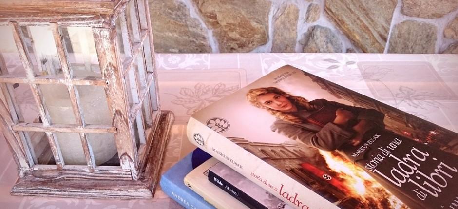 włoskie książki, włoskie księgarnie, księgarnie w Rzymie, książki po włosku, co warto przywieźć z Włoch, Kobiety Camilleri, Złodziejka Książek, Oscar Wilde, włoskie komiksy