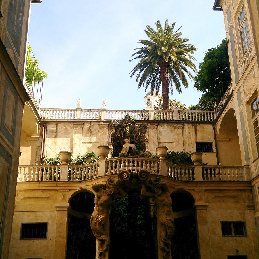 Boccadasse, zwiedzanie Genui, przewodniczka po Genui, przewodnicy we Włoszech, Genua zwiedzanie, Genua atrakcje, Genua zabytki