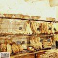 chleb toskanii, chleb toskański, co przywieźć z Toskanii, zakupy w Toskanii