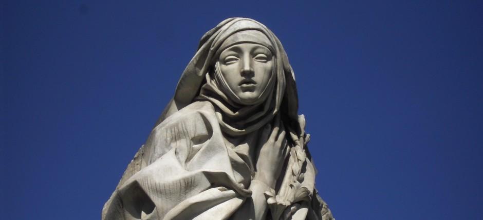 Św. Katarzyna ze Sieny od zadań specjalnych