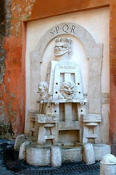 woda pitna rzym