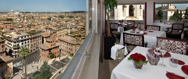Restauracja Imago hotelu Hassler