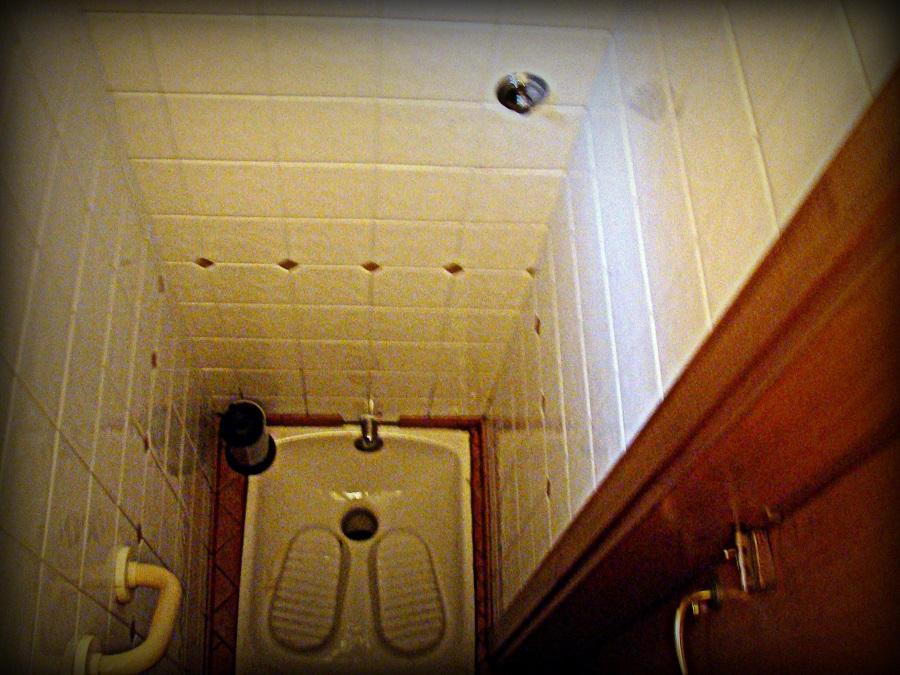 toaleta we włoszech