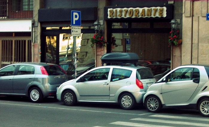 włoska styl jazdy