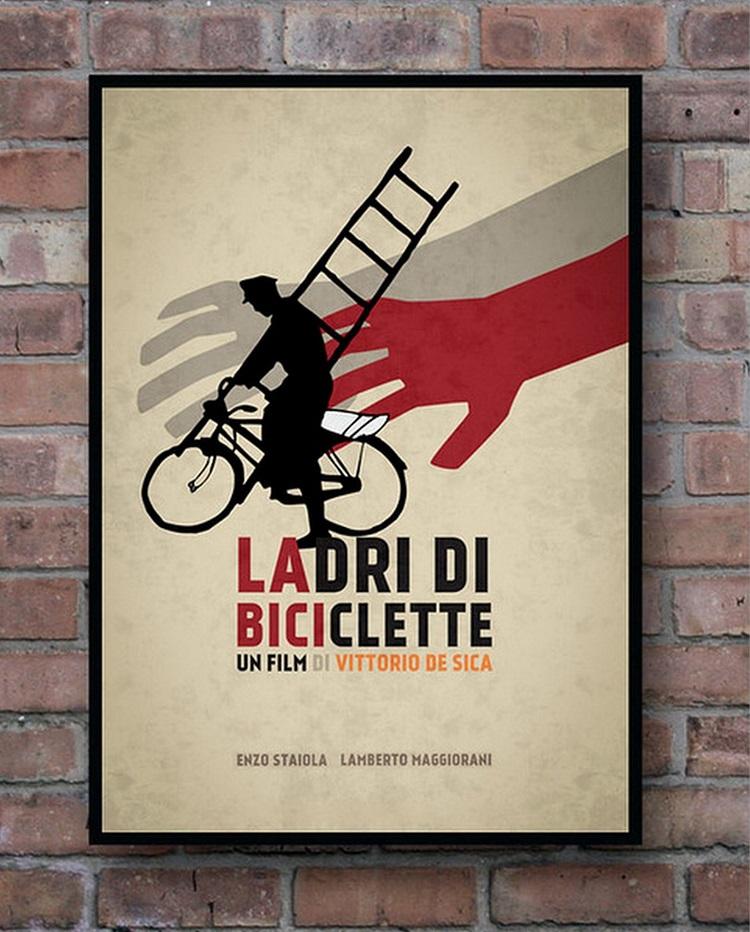 prezenty dla kawosza, prezenty dla italofila, prezenty dla miłośnika Włoch, kawa instrukcja obsługi, kawa, książka o kawie, Złodzieje Rowerów, plakat, filmy o Włoszech