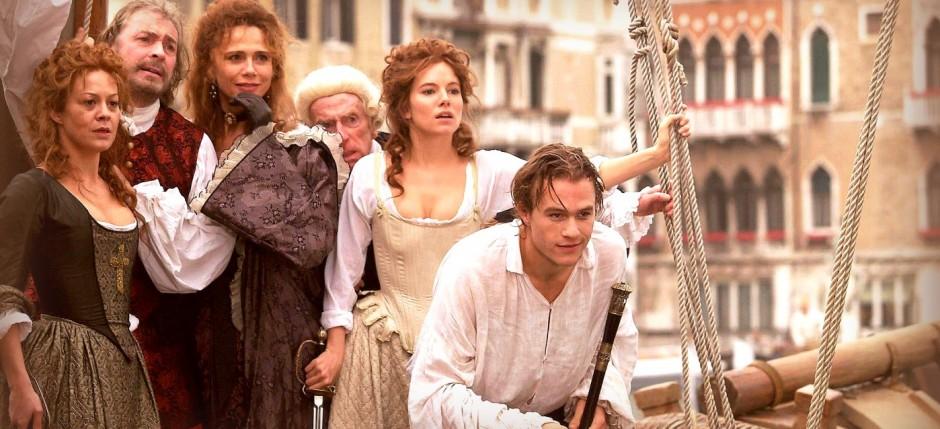 Filmy o Wenecji, filmy z Wenecją w tle, Casanova, film Casanova, filmy o Włoszech