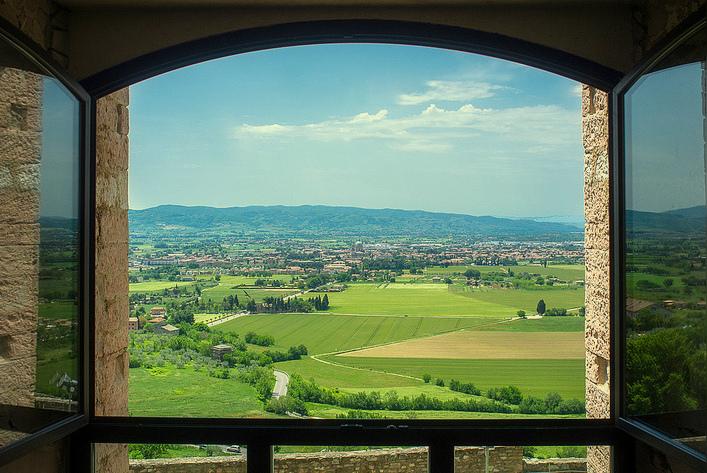 Asyż, co zobaczyć w Asyżu, Franciszek i Klara, Asyż zwiedzanie, dokąd do Włoch, bazylika św. Franciszka, Asyż Włochy, pogoda Asyż, asyz, ciekawostki o Włoszech
