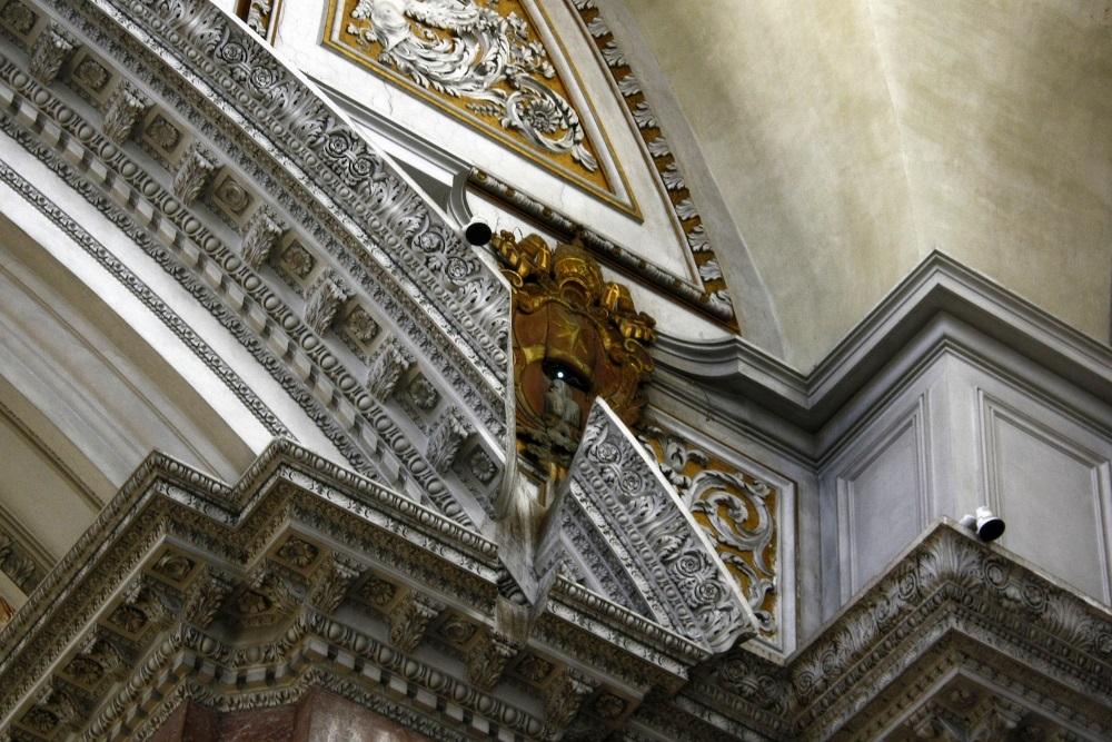 rzym co warto zobaczyć, atrakcje rzymu, co warto zobaczyć w rzymie, Igo Mitoraj, nieznane miejsca w Rzymie, Rzym ciekawe miejsca, rzym zwiedzanie, kościół il gesu, bazylika matki bożej anielskiej i męczenników, rzym zabytki, zabytki rzymu, co warto zwiedzić w Rzymie