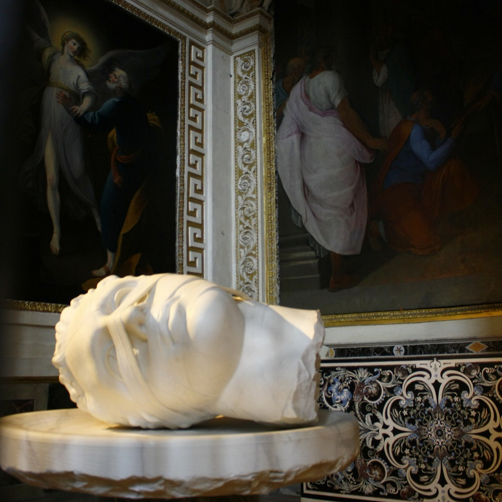 rzym co warto zobaczyć, atrakcje rzymu, co warto zobaczyć w rzymie, Igo Mitoraj, nieznane miejsca w Rzymie, Rzym ciekawe miejsca, rzym zwiedzanie, kościół il gesu, bazylika matki bożej anielskiej i męczenników, rzym zabytki, zabytki rzymu, co warto zwiedzić w Rzymie, Igo Mitoraj