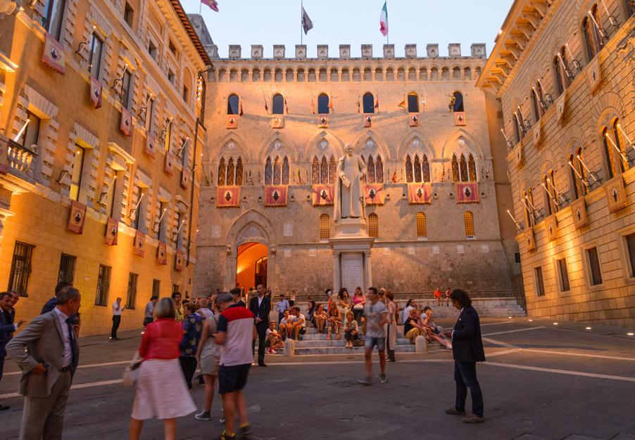 Siena, Toskania co zobaczyć, podróż do Włoch, Włochy na własną rękę