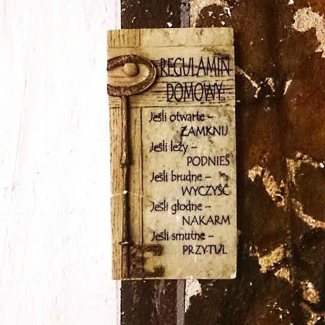 villa toscana - regulamin domu