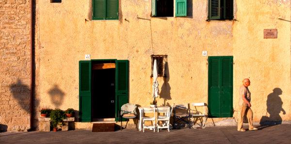 Piękna włoska starość.