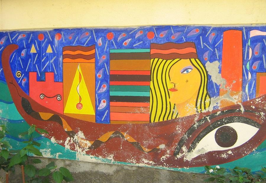 murale w Kalabrii, co zobaczyć w Kalabrii