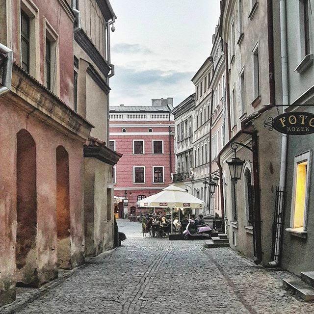 Lublin, zwiedzanie Lublina, stary rynek w Lublinie, rynek w Lublinie, uliczki Lublina