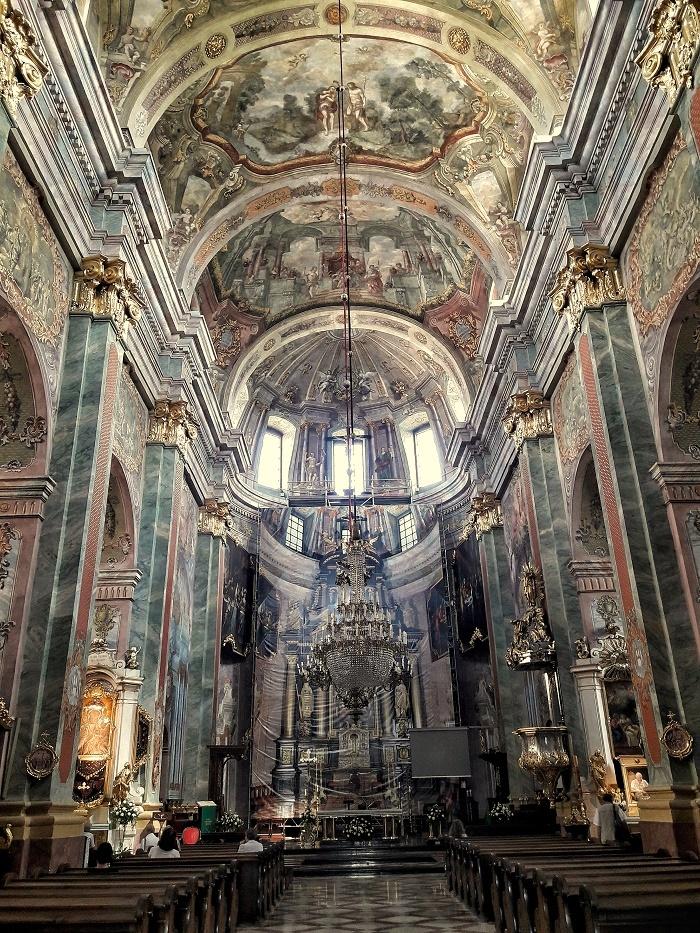 Lublin, zwiedzanie Lublina, katedra w Lublinie