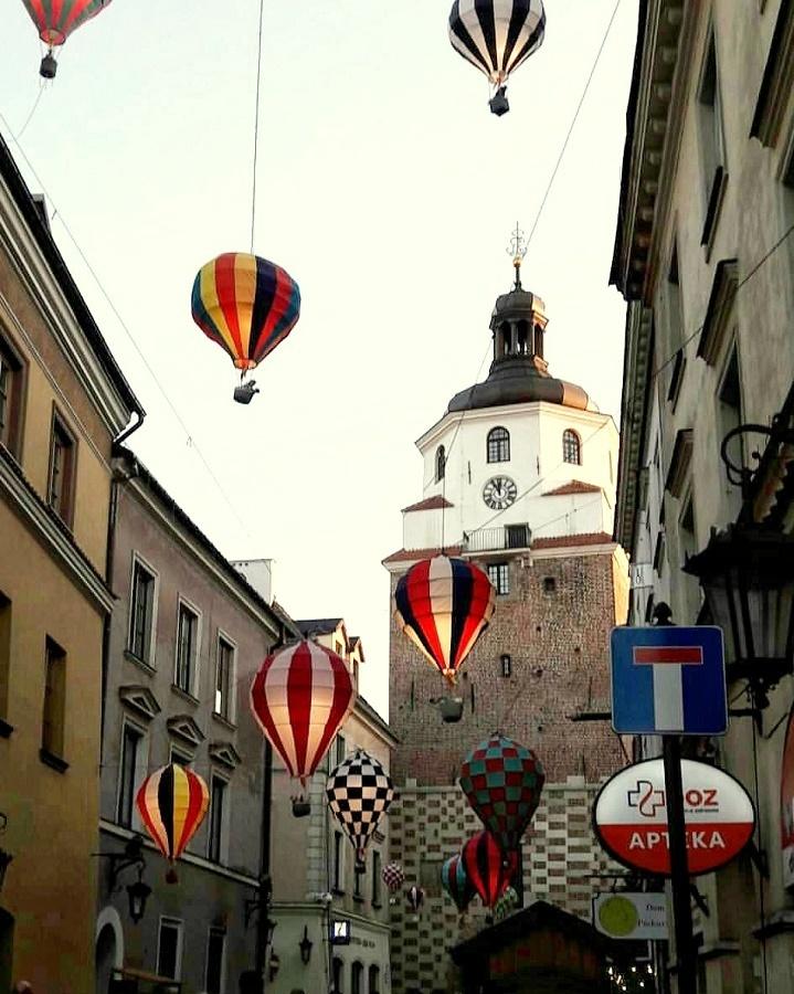 Lublin, zwiedzanie Lublina, rynek w Lublinie, Lublin stare miasto, wieża trynitarska w lublinie