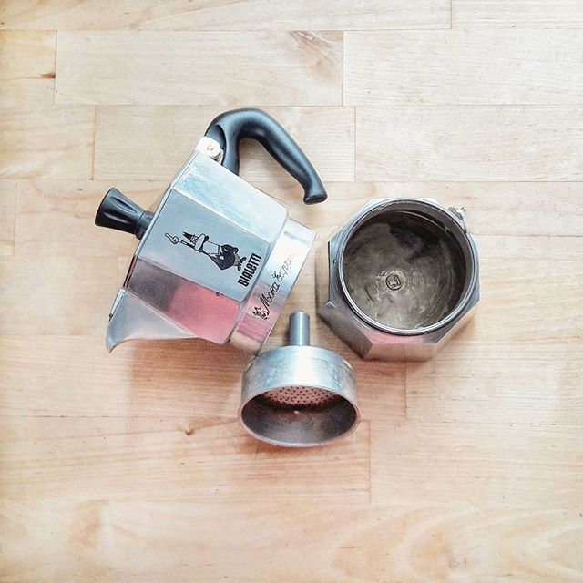 kawa, kawiarka, Bialetti, blog o kawie, blog o Włoszech