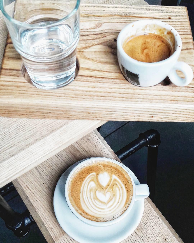 cappuccino, ostatni łyk, włoska kawa, kawa
