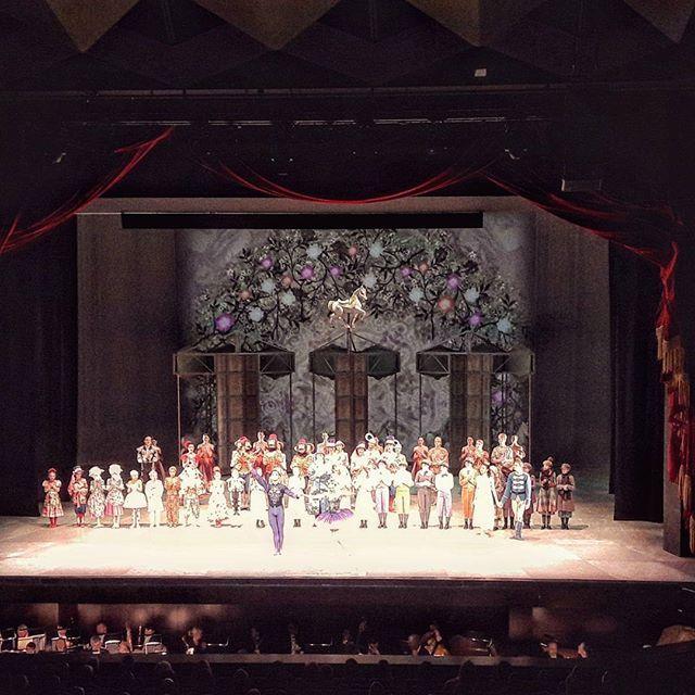 Opera Nova, Dziadek do orzechów