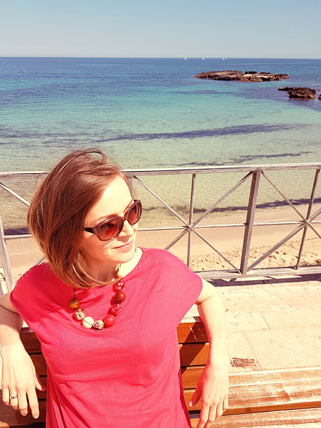 Primo Cappuccino, Monopoli, plaże w Apulii, Monopoli plaża, Apulia plaże, plaża w Monopoli