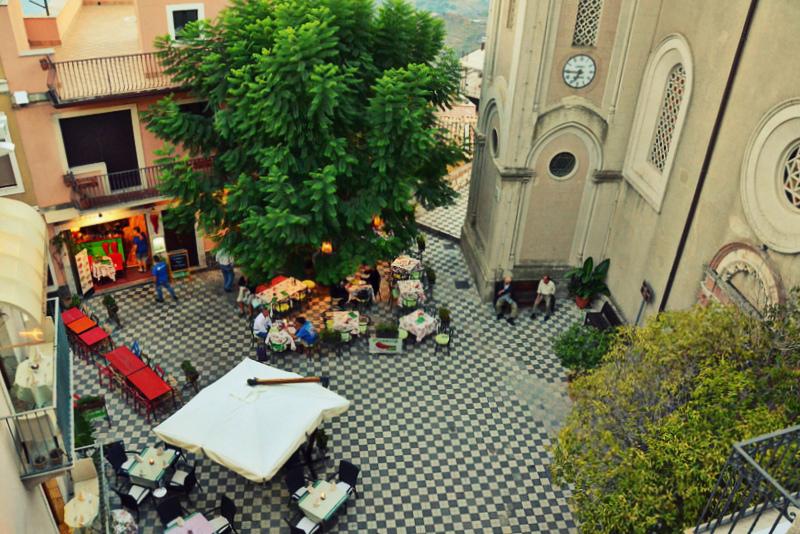 Sycylia co warto zobaczyć, Castelmola, co warto zobaczyć w Castelmola, noclegi w Castelmola