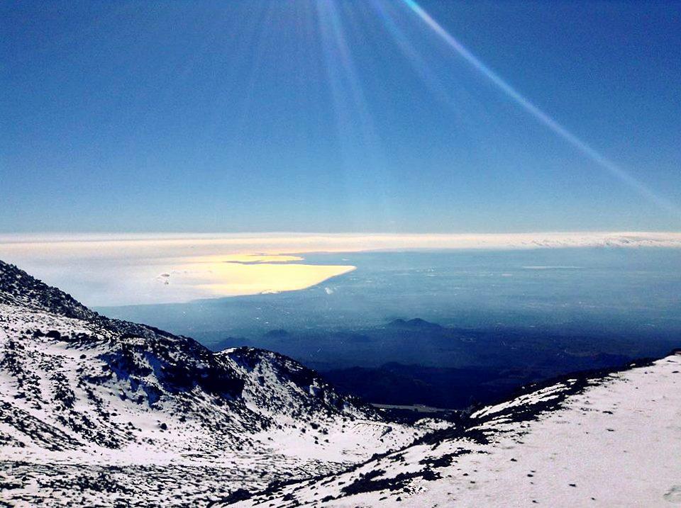 Sycylia, Sycylia co warto zobaczyć, Etna, wejście na Etnę, Etna zimą, zima na Etnie, jak wejść na Etnę