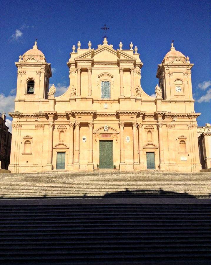 Sycylia, Sycylia co warto zobaczyć, co zobaczyć na Sycylii, Katania, Katania co warto zobaczyć, Noto, co zobaczyć w Noto, katedra w Noto
