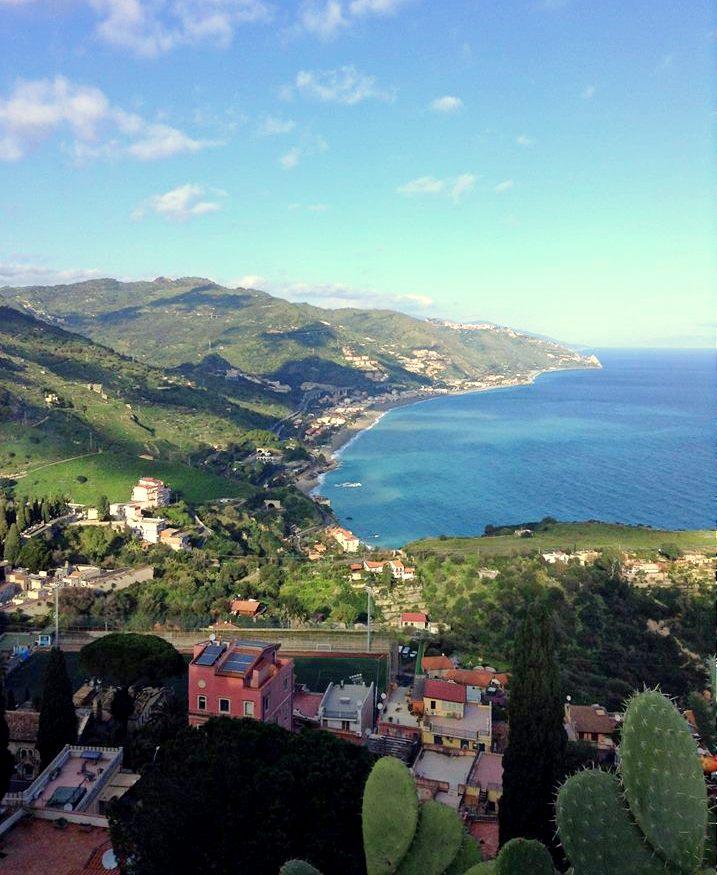Sycylia, Castelmola, co warto zobaczyć w Castelmola, noclegi w Castelmola, Co warto zobaczyć w Katanii, noclegi w Taorminie, Taormina