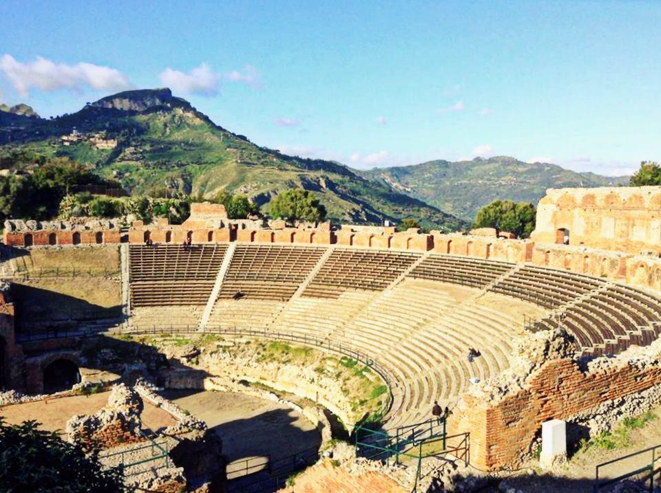 Sycylia co warto zobaczyć, Sycylia, Castelmola, co warto zobaczyć w Castelmola, noclegi w Castelmola, Katania, Katania co warto zobaczyć, Taormina, teatr w Taorminie
