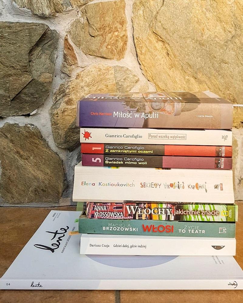 książki o Apulii, książki o Włoszech, książki z Italią w tle, książki z akcją we Włoszech, książki o Bari, Bari, Apulia