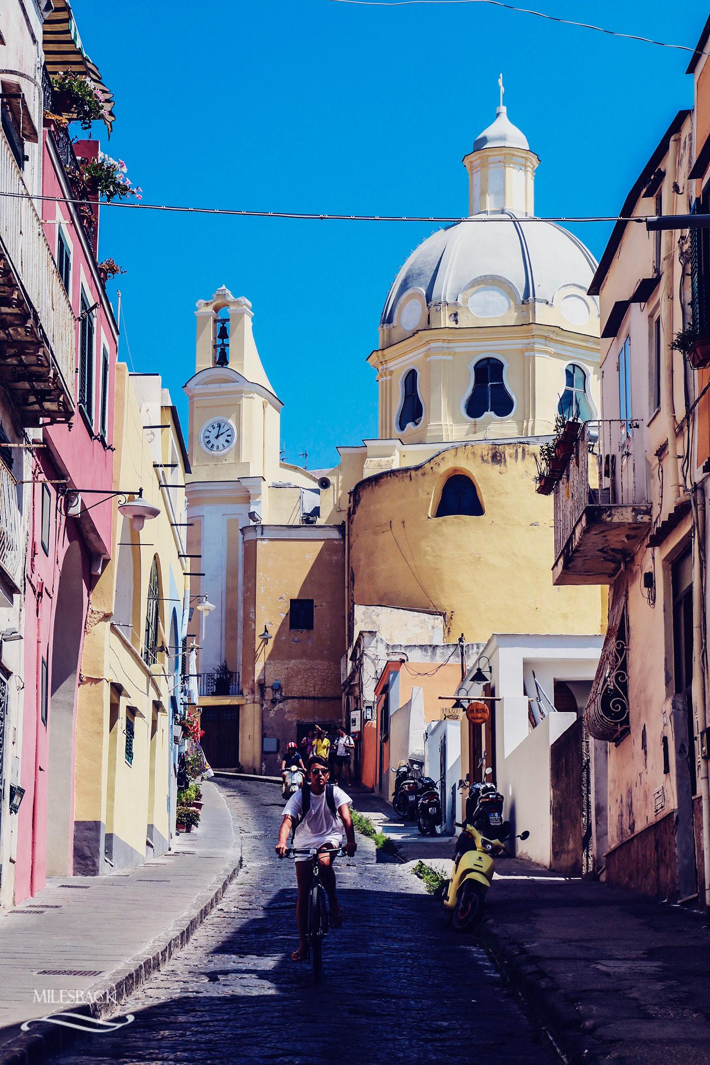 Procida, co warto zobaczyć w Kampanii, Procida co warto zobaczyć, jak się dostać na Procidę z Neapolu, zwiedzanie Procidy, Procida ciekawe miejsca, Procida co warto zobaczyć