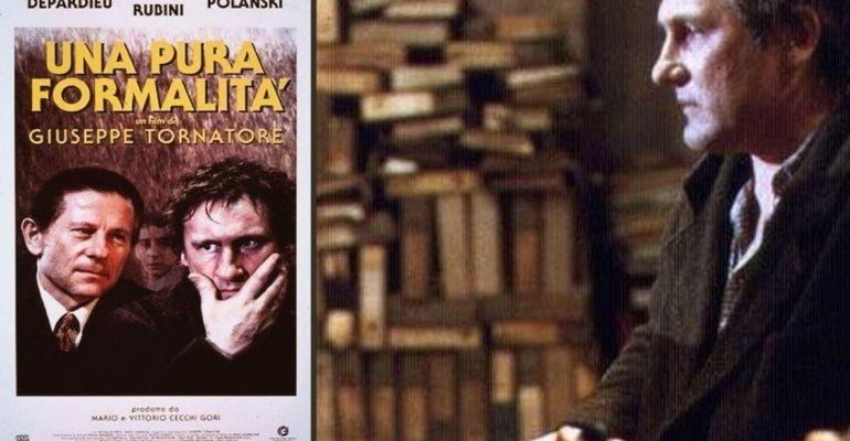 Giuseppe Tornatore, najlepsze włoskie filmy, Czysta Formalność film