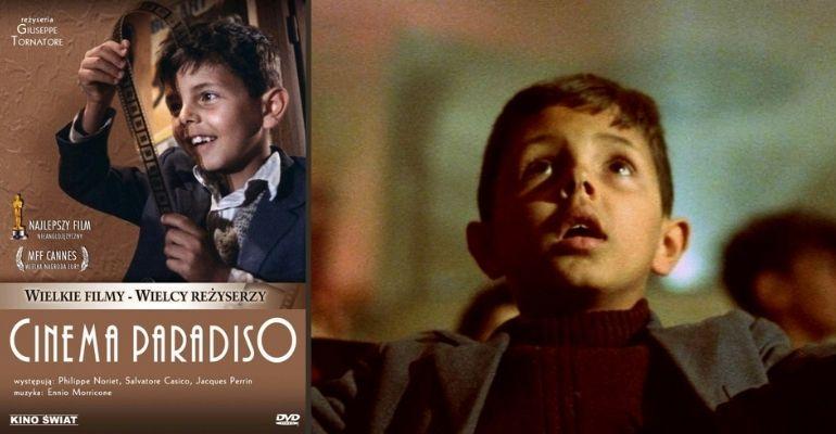 Giuseppe Tornatore, najlepsze włoskie filmy, Cinema Paradiso