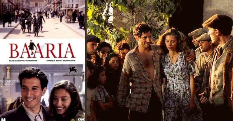 włoskie filmy, Baaria, najlepsze włoskie filmy