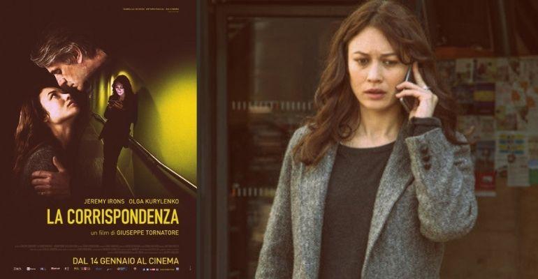 najlepsze włoskie filmy, Korespondencja film, Korespondencja Giuseppe Tornatore