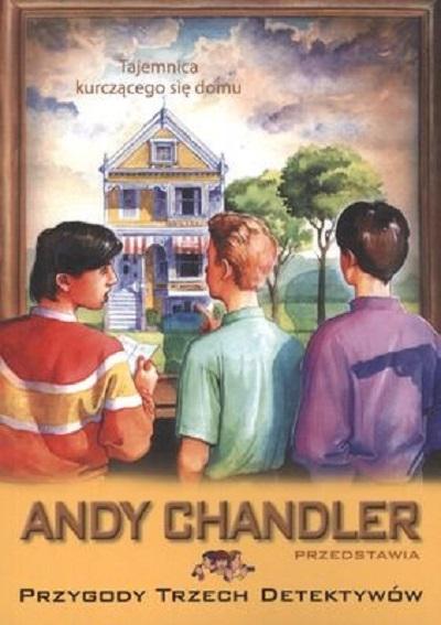 książki które zmieniły moje życie, Przygody Trzech Detektywów