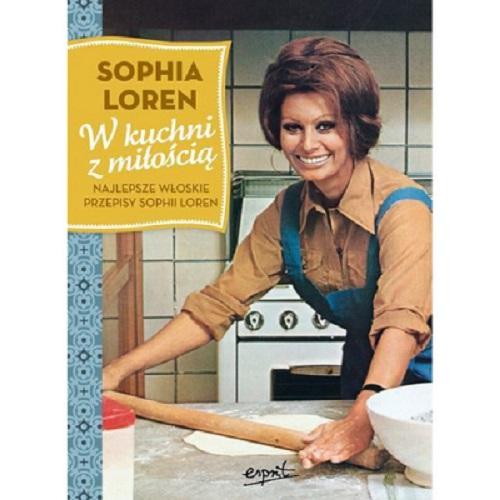 książki które zmieniły moje życie, Sophia Loren, W kuchni z miłością