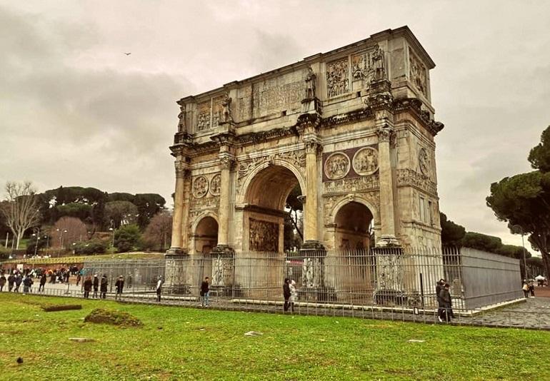 Rzym, zwiedzanie Rzymu, koronawirus w Rzymie