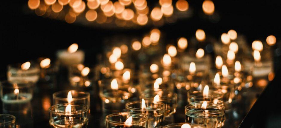 jak zrobić świecę w domu