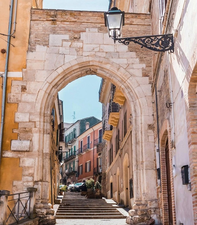 kiedy jechać do Włoch, Pescara, Abruzja
