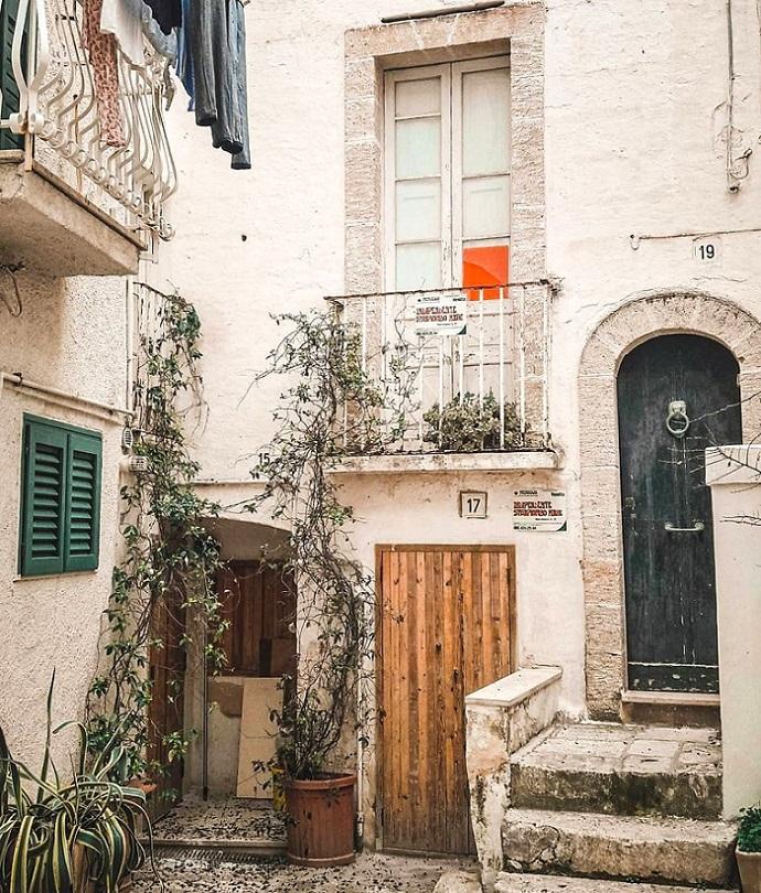kiedy jechać do Włoch, Polignano a Mare, Apulia, Polignano