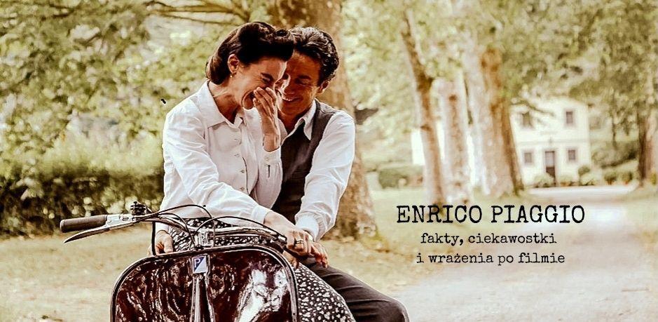 Enrico Piaggio - film idealny na czas kryzysu.