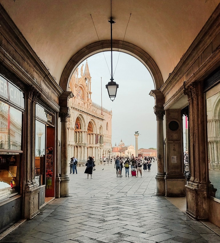 Wenecja, Wenecja Plac Św. Marka, Bazylika Św. Marka, Wenecja co zobaczyć, co robić w Wenecji,