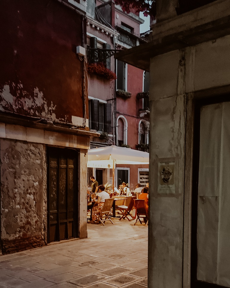 Wenecja Castello