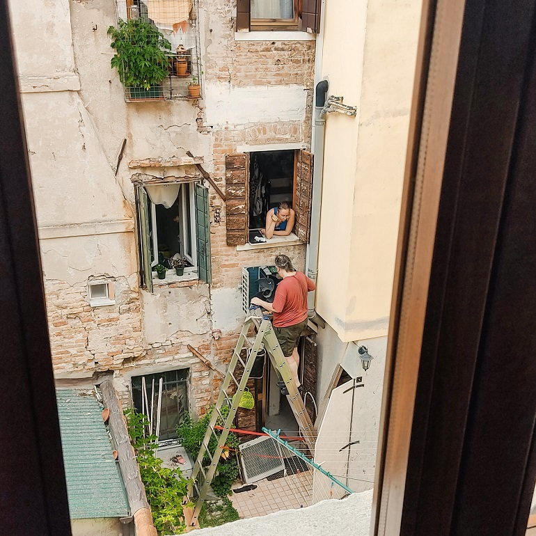 mieszkanie w Wenecji, życie w Wenecji, jak zamieszkać w Wenecji, prawdziwa Wenecja, Wenecja poza szlakiem, Wenecja jak zorganizować podróż, Wenecja samolotem, Wenecja samochodem