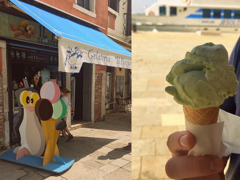Wenecja gdzie na lody, lody w Wenecji, Wenecja najlepsze lody, najlepsze lody w Wenecji, Wenecja gelateria, najlepsze lody we Włoszech